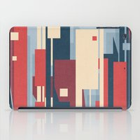 metropolis iPad Cases featuring Metropolis by Tracie Andrews
