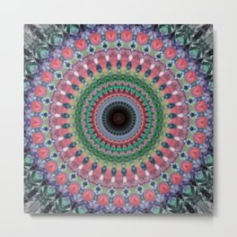 Some Other Mandala 888 Metal Print