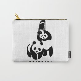 WWF Parody Carry-All Pouch