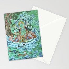 Green Tara Stationery Cards