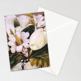 Magnolias Still Life by Frida Kahlo Stationery Cards