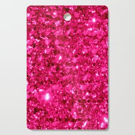 SparklE Hot Pink Cutting Board