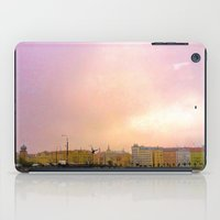 prague iPad Cases featuring Prague by Heather Hartley