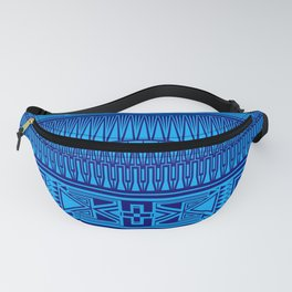The Gathering (Blue) Fanny Pack