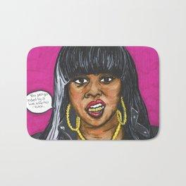 love and hip hop bitch Bath Mat
