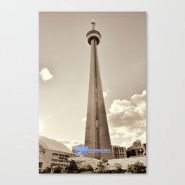 CN Tower Canvas Print