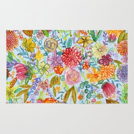 Flower Meadow Rug