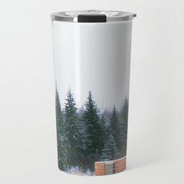 A Lonely Bench Travel Mug