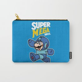 Super Mega Bros Carry-All Pouch