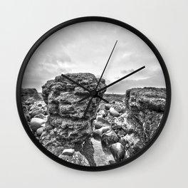 Robin Hood's Bay Wall Clock