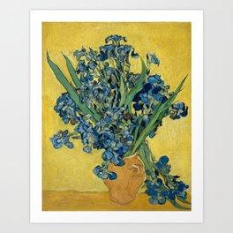 Vincent Van Gogh - Irises Art Print