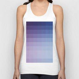Lumen, Blue and Purple Glow Unisex Tank Top