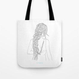 BRAIDGIRLONE Tote Bag