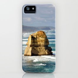 Key hole Rock iPhone Case