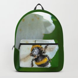 The Bumble Bee Backpack
