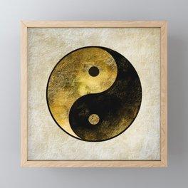 Yin and Yang Framed Mini Art Print