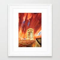 portal Framed Art Prints featuring Portal by John Turck