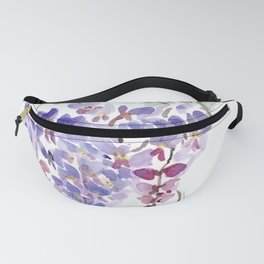 The Mystery of a Wysteria Fanny Pack