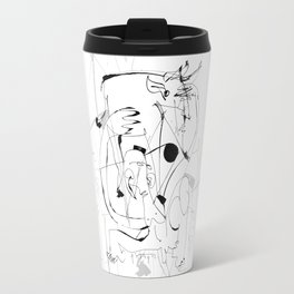Matador - b&w Travel Mug