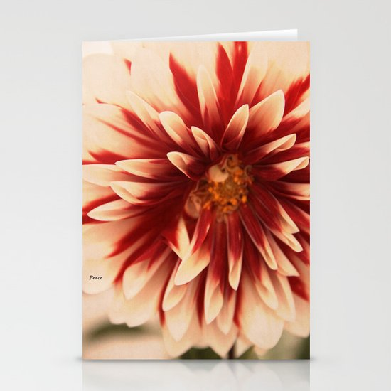 a little peace Stationery Cards