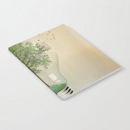 green ideas Notebook