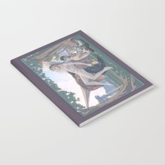 Dionysus and Satyr Notebook
