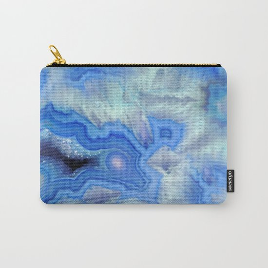 Blue Sky Stone Carry-All Pouch