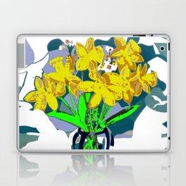A  Daffodil Day        by Kay Lipton Laptop & iPad Skin