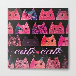 cat-265 Metal Print