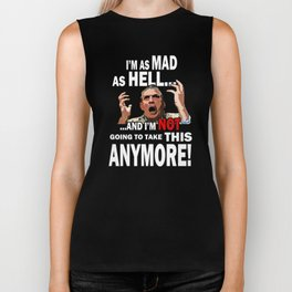 Mad As Hell Biker Tank