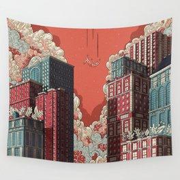 Dream - Free Fall Wall Tapestry