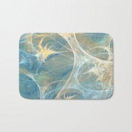 Whisper 3D Abstract Fractal Bath Mat