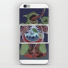 Troll Killer iPhone & iPod Skin