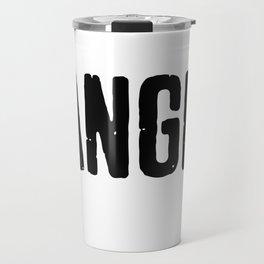 Hangry Travel Mug
