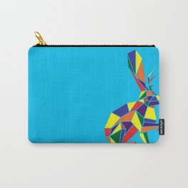 Wingless Wolpertinger (A.K.A Jackelope) Carry-All Pouch