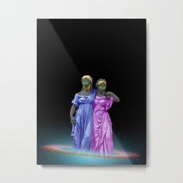 Muses Metal Print