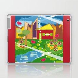 Love My House Toyism Laptop & iPad Skin