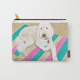 Shaggy Carry-All Pouch
