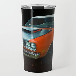1969 1/2 Dodge Cornet A12 Superbee Travel Mug
