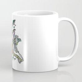 Hare Abstract 2 Coffee Mug