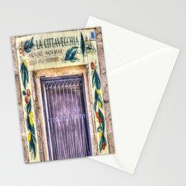 Lace Shop Mdina Malta Stationery Cards