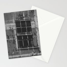 Window Pains Stationery Cards