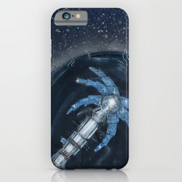 Palmetto Space Station iPhone Case