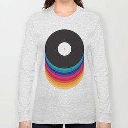 Happy Music Long Sleeve T-shirt