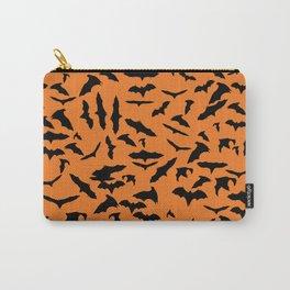 Bats Halloween Carry-All Pouch