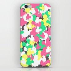 Camomice iPhone & iPod Skin