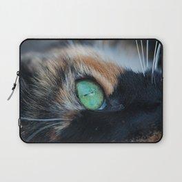 Cats eye Laptop Sleeve