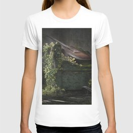 Guitar of Ellie The last of us T-shirt