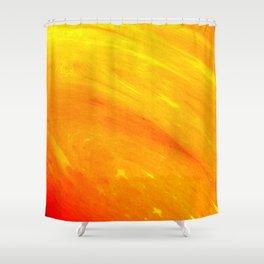 Warm Emotion Shower Curtain