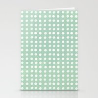 polka dots Stationery Cards featuring polka dots by JesseRayus